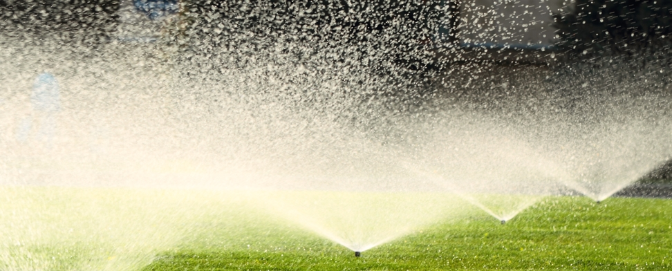 Lawn Irrigation Sprinkler Systems